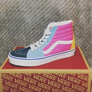 Color Blocked VANS